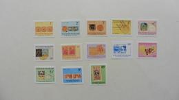 Polynésie :Taxe : 13 Timbres Neufs - Timbres-taxe