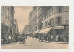 PARIS 15 E LA RUE DU COMMERCE CPA BON ETAT - Arrondissement: 15