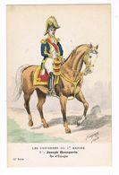 Uniforme.1er Empire. Joseph Bonaparte..    BUCQUOY.  (25) - Uniforms