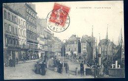 Cpa Du 50 Cherbourg Le Quai De Caligny   YN26 - Cherbourg