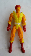 FIGURINE FIRELORD TOY BIZ INC 1995 MARVEL FANTASTIC FOUR - Marvel Heroes