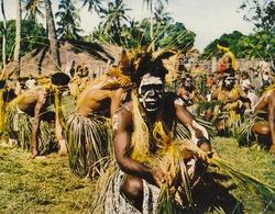 Nouvelle Caledonie Danseurs Au Repos (LOT A2) - Nouvelle-Calédonie