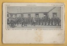 C.P.A. Militaires Allemand - Graf Waldersee Die Deutschen - Guerre 1914-18