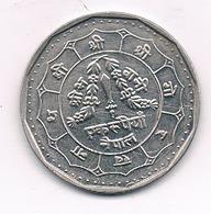 1 RUPEE  1991  NEPAL /8970/ - Népal