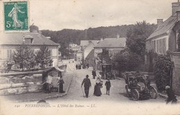 Oise - Pierrefonds - L'Hôtel Des Ruines - Pierrefonds