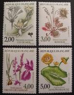 PTT/605 - 1992 - SERIE NATURE - N°2766 à 2769 NEUFS** (SERIE COMPLETE) - France