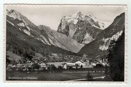 Suisse // Schweiz // Switzerland // Berne // Zweilütschinen Und Wetterhorn - BE Berne