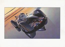 BLUEBIRD GTL FORMULA-E CONCEPT / CARD 8X6 - Motorsport
