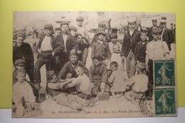 MARSEILLE    -  Types De La Rue   -  Les Petits Décrotteurs - Marseille