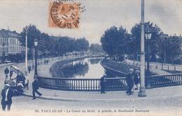 Toulouse   Le Canal Du Midi - Toulouse
