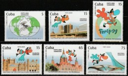 Caribbean 1999, Universal Exposition (MNH, **) - 2000 – Hanovre (Allemagne)