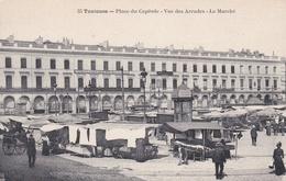 Toulouse   Place Du Capitole Le Marché - Toulouse