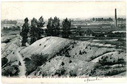Lessines. Vue Générale De La Ville Prise De La Motte Tacquenier. Lessen. Algemeen Zicht Van De Stad. Circulé En 1904. - Lessines