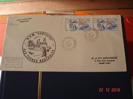 TAAF   KERGUELEN      MAGNIFIQUES TIMBRES POSTES LE 10 10 1990 DE PORT AUX FRANCAIS - Timbres