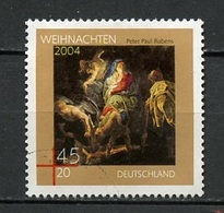 Allemagne Fédérale - Germany - Deutschland 2004 Y&T N°2254 - Michel N°2429 (o) - 45c+20c Noël - [7] République Fédérale