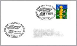 CENTRO DE CLASIFICACION POSTAL - Postal Sorting Center. Karlsruhe 2000 - Correo Postal