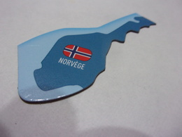 Magnet Savane Brossard Norvège Norge Europe - Tourisme