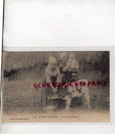 44- NANTES - SCENES DE FERME - LE SEVRAGE D' UN VEAU  EDITEUR ARTAUD NANTES - France