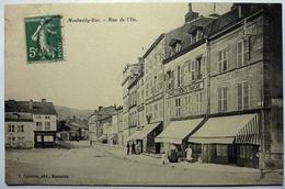 RUE DE L'ILE - MONTMÉDY-BAS - Montmedy