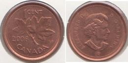 Canada 1 Cent 2006 KM#490 - Used - Canada