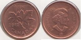 Canada 1 Cent 2012 KM#490 - Used - Canada