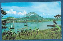 PANAMA PUENTE THATCHER FERRY CANAL DE PANAMA 1978 - Panama