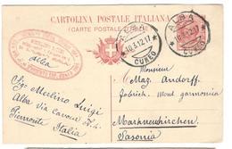 11567 - ALBA Pour La SAXE - 1900-44 Victor Emmanuel III