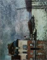 Affiche Repro De Peinture : Inondation à Port-Marly De Alfred Sisley & - Non Classés