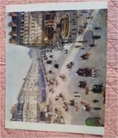 Affiches Repro De Peintures : L'Avenue De L'Opéra 1855  De Camille Pissarro & - Non Classés