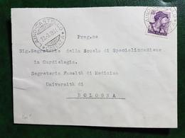 (12887) ITALIA STORIA POSTALE 1961 - 1946-.. République