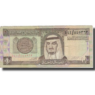 Billet, Saudi Arabia, 1 Riyal, 1984, 1984, KM:21d, TB+ - Arabie Saoudite