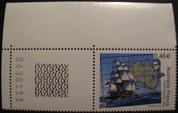 Lot 1878 - 2002 - AUSTRALIE FRANCE - N°3476 NEUF** COIN DE FEUILLE - France