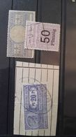 ALLEMAGNE Timbres Fiscaux - Allemagne