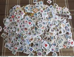 ##S2, Canada, Vrac, Plus De 1000 Timbres Diversifiée, More Than 1000 Diversified Stamps - Briefmarken