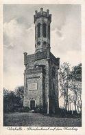 Cpa VORHALLE Steindenkmale Auf Dem Kaisberg - Hagen