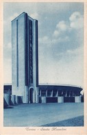 """0734 """"TORINO - STADIO MUSSOLINI"""" ARCH. '900. CART NON SPED - Stadiums & Sporting Infrastructures"""