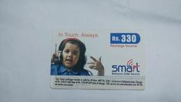 India-smart Card-(40o)-(rs.330)-(siliguri)-(1.6.2006)-(look Out Side)-used Card+1 Card Prepiad Free - India