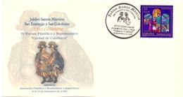 ESPANA JUBILEO SANTOS MARTIRIES  FDC   (DICE180152) - FDC