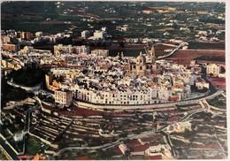 LOCOROTONDO - FG VG 1977 CON FRANCOBOLLO - Bari