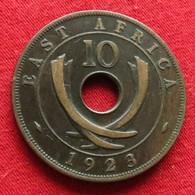 Africa East 10 Cents 1923 - Münzen