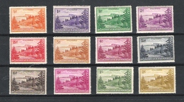 NORFOLK ISLAND 10th JUNE 1947 DEFINITIVE ISSUE SG 1/12 LMM - Norfolk Island