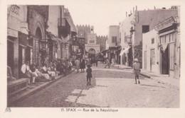 SFAX  - RUE DE LA REPUBLIQUE - Tunisia