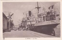 SFAX  - LE PORT - Tunisia