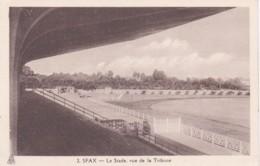 SFAX  -LE STADE, VUE DE LA TRIBUNE - Tunisia