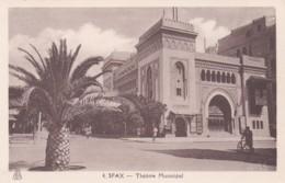 SFAX  -THETARE MUNICIPAL - Tunisia