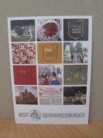 CP Publicitaire Sur Grammont Geraardsbergen 2018 - Geraardsbergen
