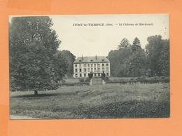 CPA -  Ivry Le Temple  -( Oise ) - Le Château De Marivault - Altri Comuni