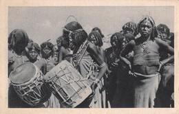 "0740 ""AFRICA - ERITREA - FANTASIE DI DONNE"" ANIMATA, AFFRANCATURA COLONIA ERITREA. CART SPED 1916 - Erythrée"