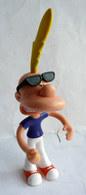 FIGURINE LANSAY 2007 BEN DEM FLEXIBLE - TITEUF LUNETTES - Figurines