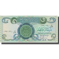 Billet, Iraq, 1 Dinar, KM:69a, NEUF - Iraq